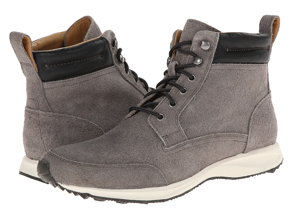 Cole Haan Branson Sneaker Boot (Steel Grey) Men