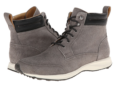 Cole Haan - Branson Sneaker Boot (Steel Grey) Men