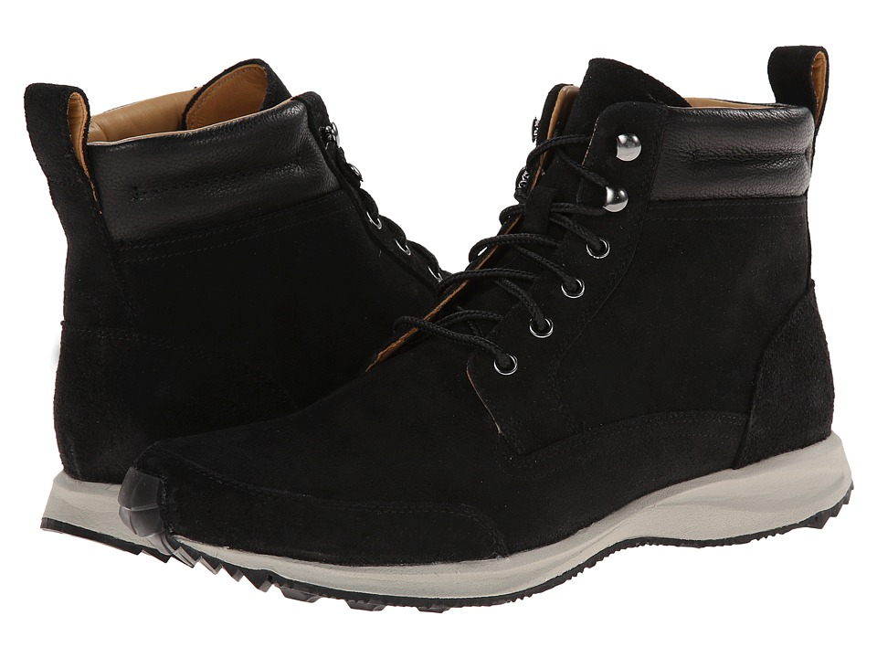 Cole Haan - Branson Sneaker Boot (Black) Men