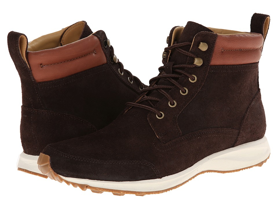 Cole Haan - Branson Sneaker Boot (Java) Men