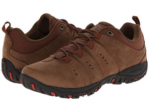 Columbia - Peakfreak Nomad Plus Waterproof (Umber/Gypsy) Men's Shoes