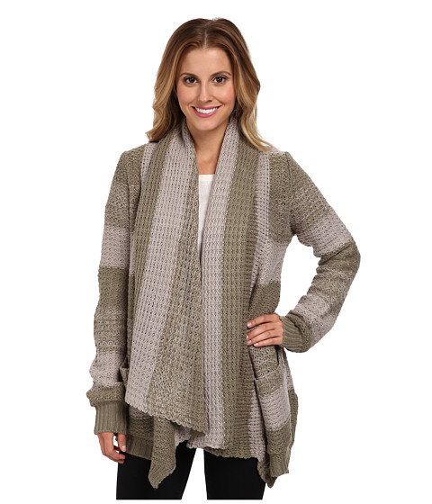 Rip Curl - Shambala Cardigan (Vetiver) Women's Sweater