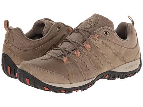 Columbia - Peakfreak Nomad Plus (Wet Sand/Cedar) Men's Shoes