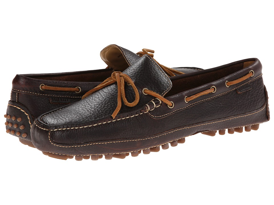 Cole Haan - Grant Canoe Camp Moc (Sequoia) Men's Slip on Shoes