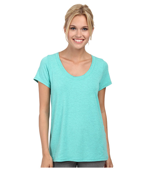 Lole - Maddie Top (Turquoise) Women's Clothing
