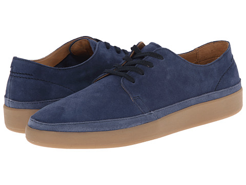 Cole Haan - Ridley Blucher Sneaker (Blazer Blue Suede) Men's Shoes