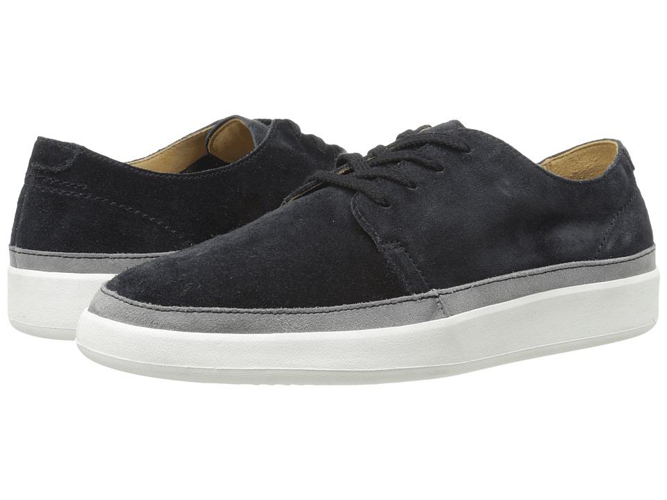 Cole Haan - Ridley Blucher Sneaker (Black Suede) Men's Shoes