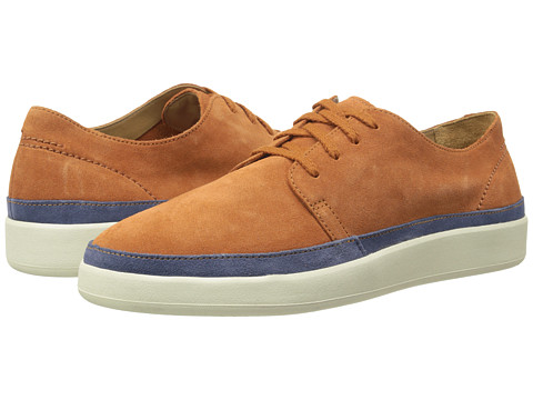 Cole Haan - Ridley Blucher Sneaker (British Tan Suede) Men