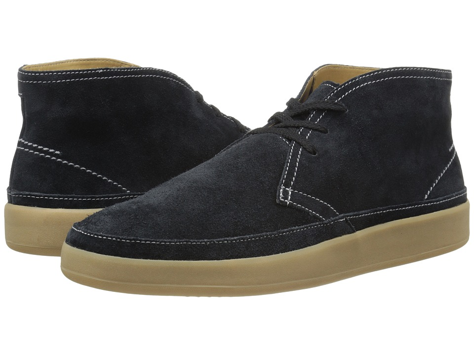 Cole Haan - Ridley Chukka (Black Suede) Men