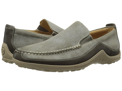 Mens Mens Dress Slip On Slip On Moc Toe
