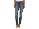 DKNY Jeans Ave B Ultra Skinny w/ Studs (Topaz Wash)