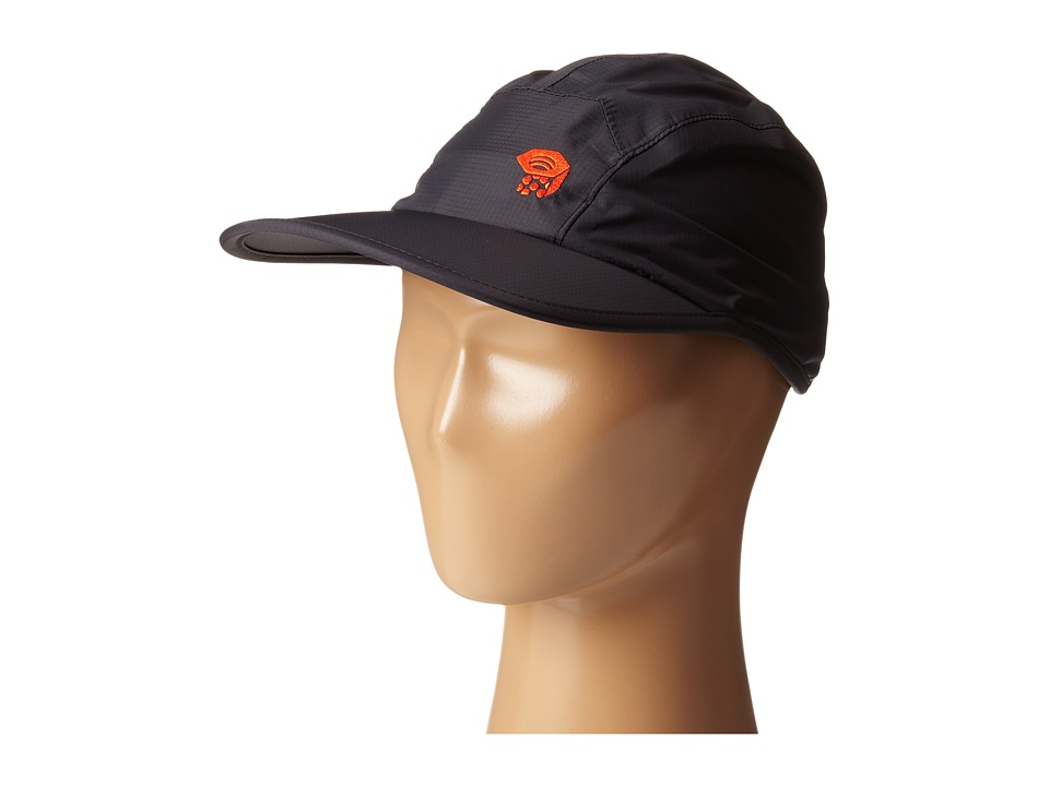 Mountain Hardwear - Plasmic EVAP Baseball Cap (Shark/State Orange) Baseball Caps