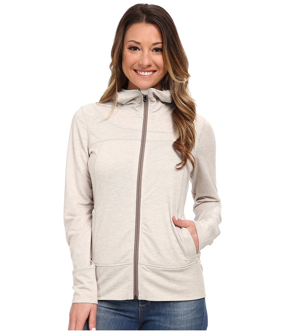 Lole - Unite Cardigan (Morel Heather) Women's Sweatshirt