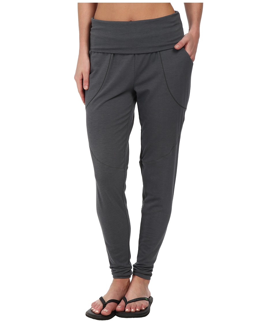 Lucy - Power Pose Pant (Hunter Grey) Women's Workout
