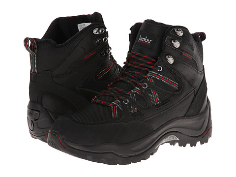 Jambu - Flex Climber (Black/Red) Men's Shoes