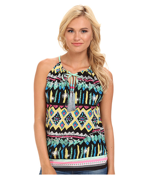 KAS New York - Kay Print Tank (Multi) Women