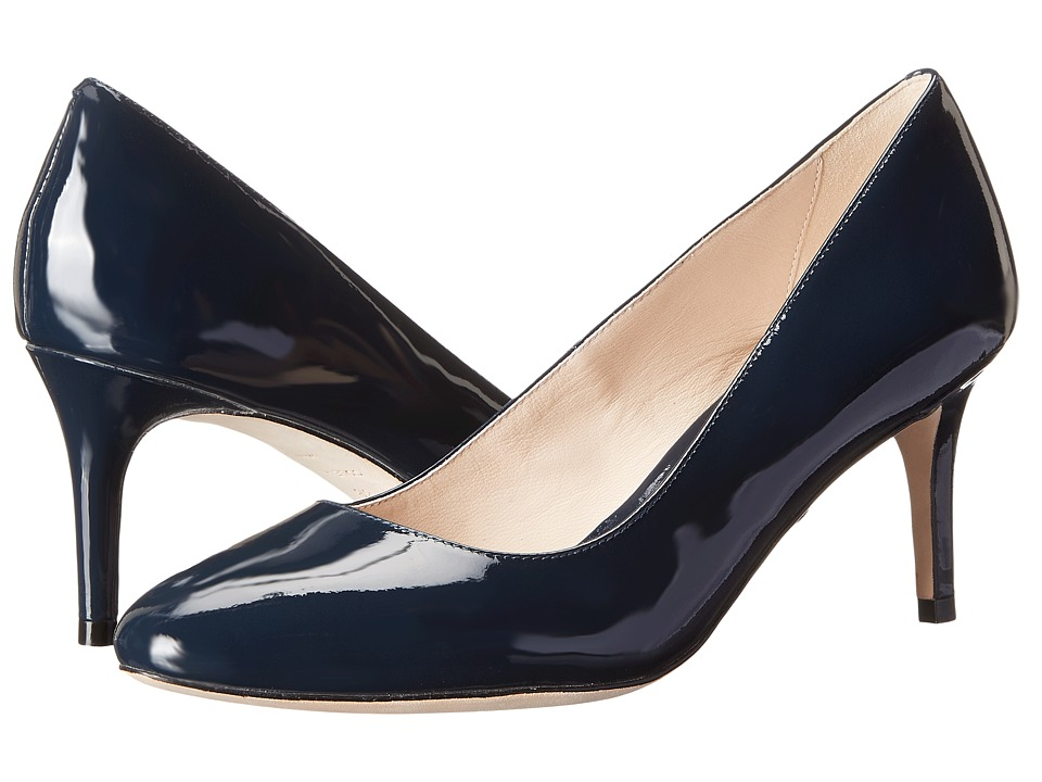 Cole Haan - Bethany Pump 65 (Blazer Blue Patent) High Heels