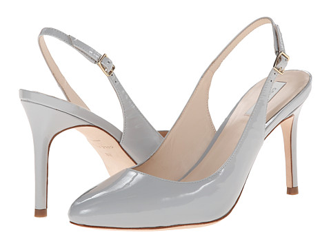 Cole Haan - Bethany Sling 85 (Vapor Blue Patent) High Heels