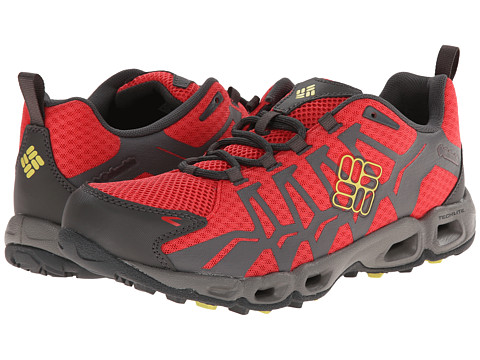 Columbia - Ventrailia (Red Hibiscus/Sunnyside) Women's Shoes