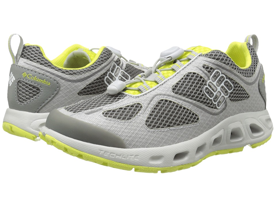 Columbia - Powervent (Light Grey/White) Women's Shoes