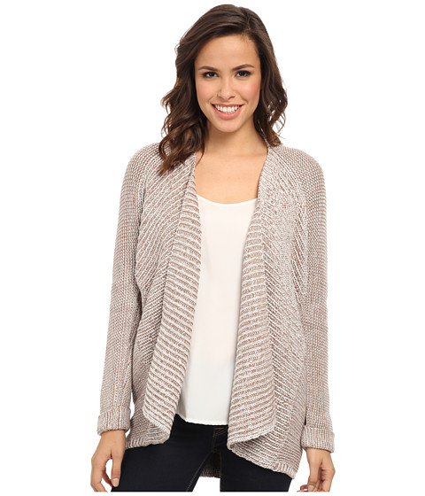 NYDJ - Cocoon Cardigan (Vintage Taupe Multi) Women's Sweater
