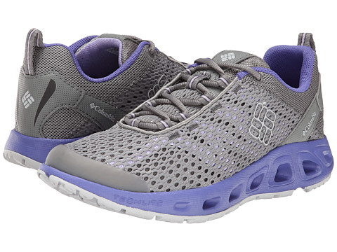 Columbia - Drainmaker III (Light Grey/Cool Grey) Women