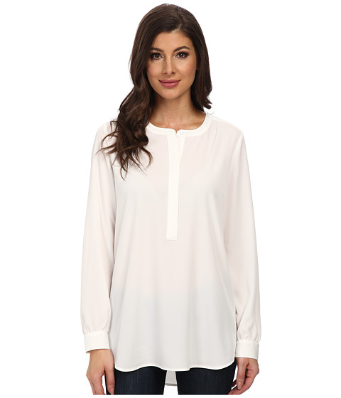 NYDJ - Woven Tunic (Sugar) Women's Blouse