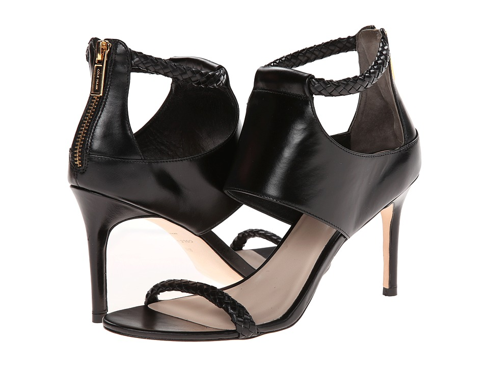 Cole Haan - Lise Sandal (Black) High Heels