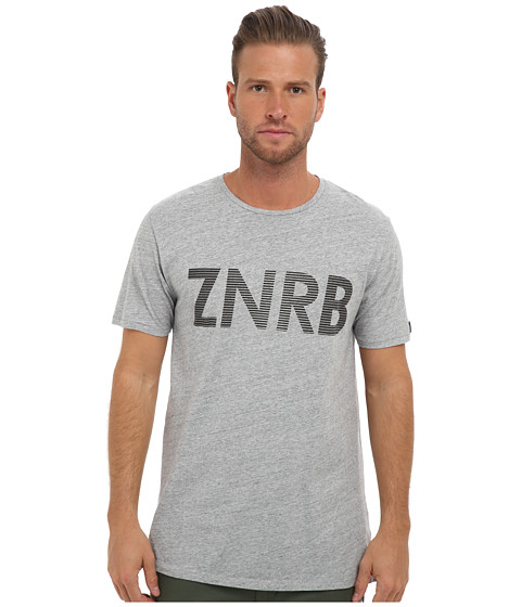 Zanerobe - ZNRB Tee (Light Grey Marle) Men