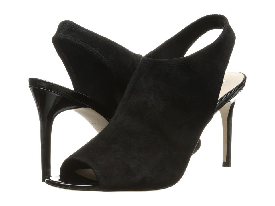Cole Haan - Nene OT Shootie (Black Suede) High Heels