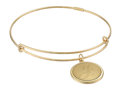 Upc 886787075321 Product Image For Alex And Ani Precious Initial J Bracelet Gold