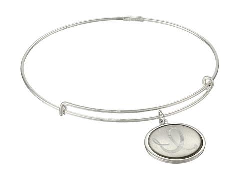 Alex and Ani - Precious Initial I Bracelet (Silver) Bracelet