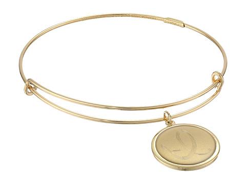 Alex and Ani - Precious Initial I Bracelet (Gold) Bracelet