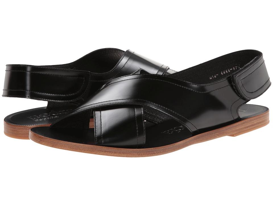 Pedro Garcia - Zalea (Black Bakelite Calf) Women's Shoes