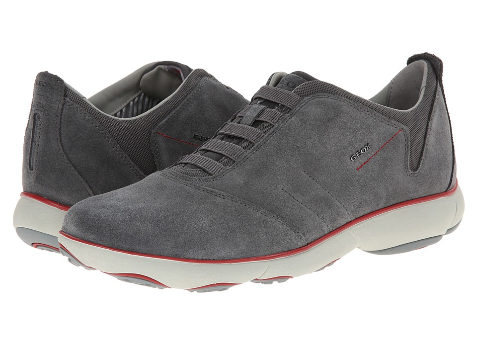 Geox - U Nebula 7 (Grey) Men's Shoes