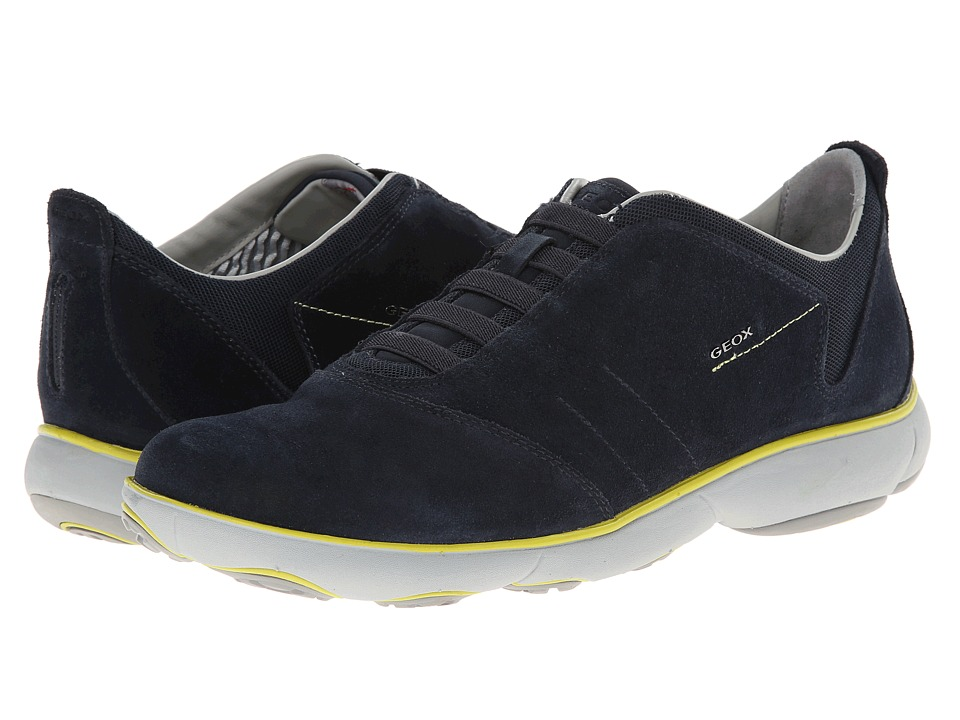 Geox - U Nebula 7 (Navy) Men's Shoes