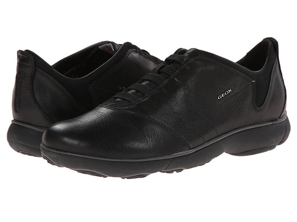 Geox - U Nebula 8 (Black) Men's Shoes
