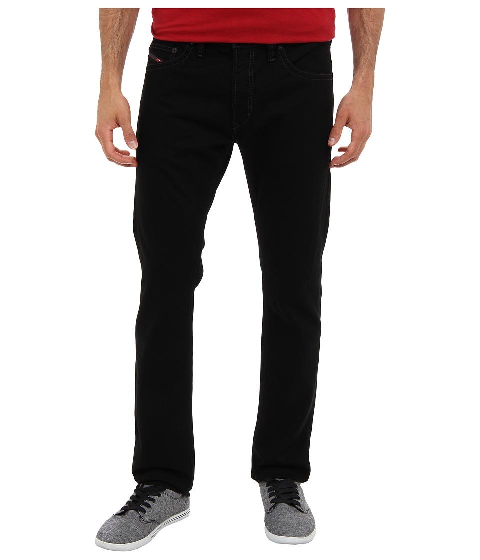 Diesel - Thavar Skinny 0Z886 (Black/Denim) Men's Jeans