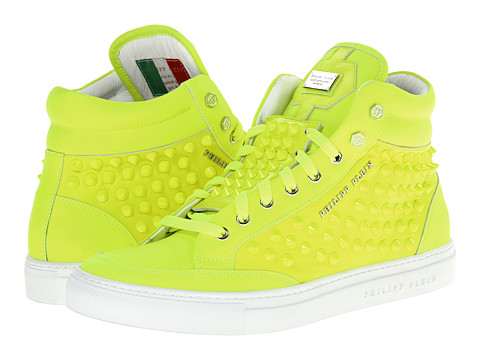 Philipp Plein - Concept Sneakers (Yellow) Men's Shoes