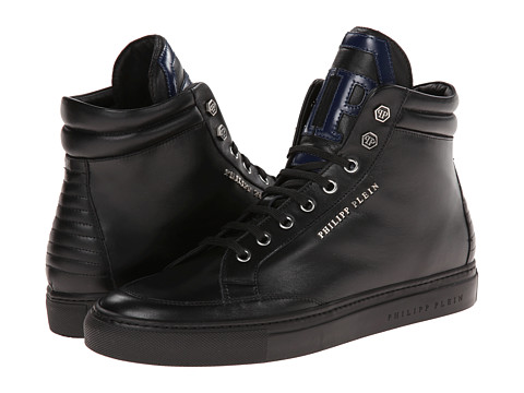 Philipp Plein - Totem Sneakers (Black) Men's Shoes