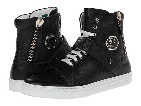 Philipp Plein - Technic Sneakers (Black) Men's Shoes