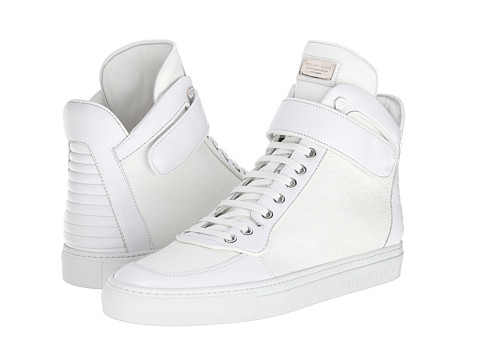 Philipp Plein - Supreme Sneakers (White) Men's Shoes