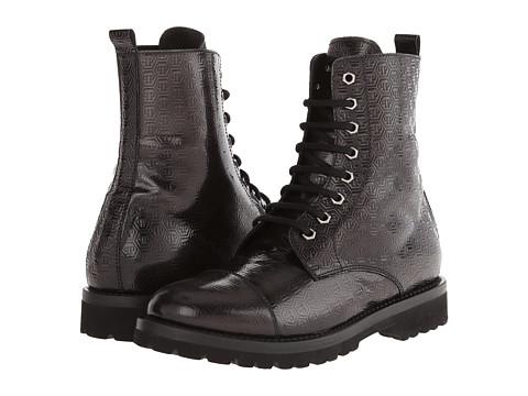 Philipp Plein - Warrior Boots (Grey) Men's Boots