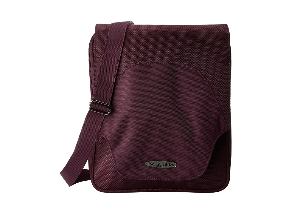 Baggallini - Accord Crossbody (Grape) Cross Body Handbags