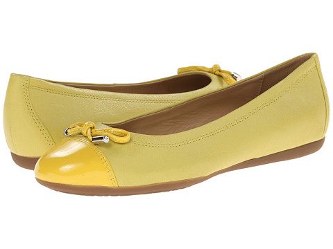 Geox - D Lola (Light Yellow) Women's Shoes