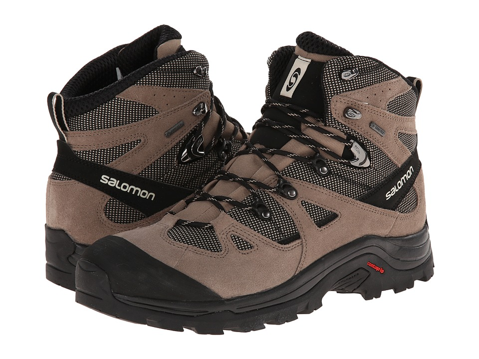 Salomon - Discovery GTX (Navajo/Shrew/Beach) Men's Hiking Boots