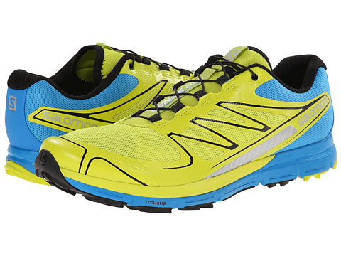 Salomon - Sense Pro (Gecko Green/Methyl Blue/Black) Men