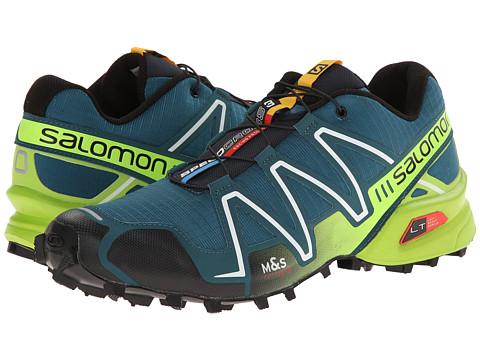 Salomon - Speedcross 3 (Cobalt Blue/Granny Green/Black) Men