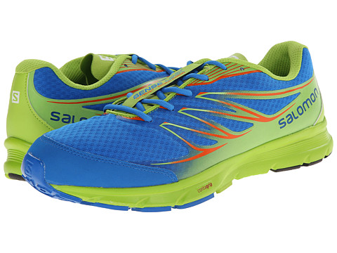 Salomon - Sense Link (Union Blue/Granny Green/George Orange-X) Men