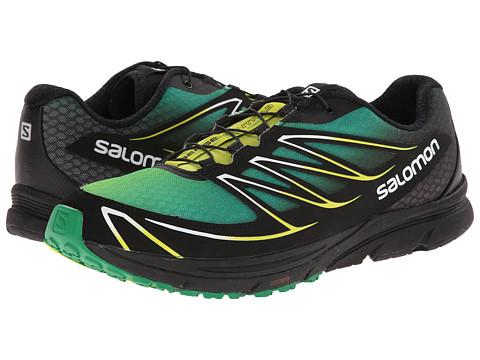 Salomon - Sense Mantra 3 (Fern Green/Black/Gecko Green) Men's Shoes